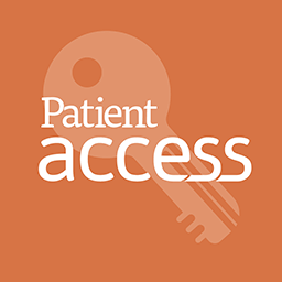 Patient access app logo