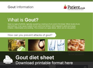 Gout diet: The best and worst foods to help the condition - BT