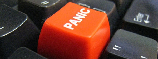 Panic attacks - nothing to panic about